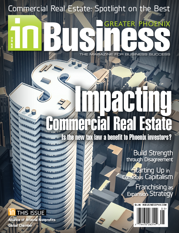 Feedback: May 2018 - Greater Phoenix In Business Magazine